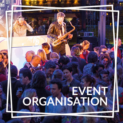 Event organisation with Easydus