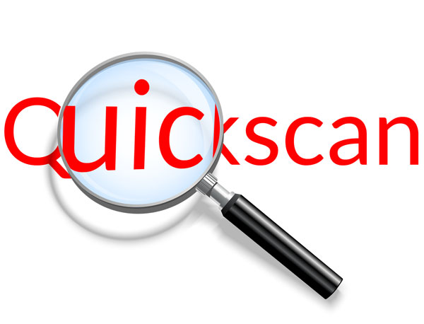 AVG Quick Scan Easydus